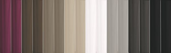 Flächenvorhang Schiebegardine Schiebevorhang Raumteiler Vorhang blickdicht