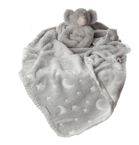 Baby Kinder Schmusedecke Kuscheldecke Decke Kuscheltier Stofftier NEUE Dessins