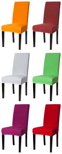 Bi-Elastic Stuhlhusse in 6 NEUEN Farben